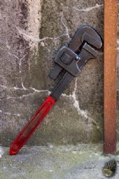 Monkey Wrench - 50 cm - Red